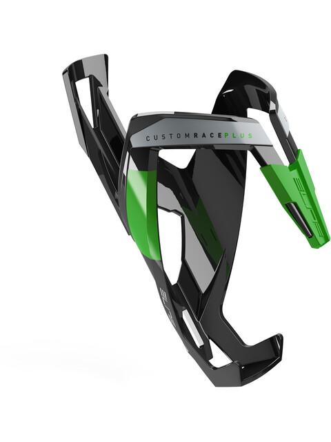 Elite Custom Race Plus Portaborraccia verde/nero